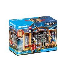 Playmobil - Legekasse - Pirateventyr (70506)