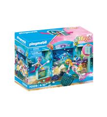 Playmobil - Legekasse - Havfruer (70509)