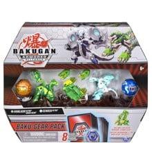 Bakugan - Baku-Gear Battle Pack S2 - Howlkor Ultra & Eenoch