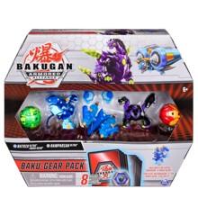 Bakugan - Baku-Gear Battle Pack S2 - Batrix Ultra & Ramparian