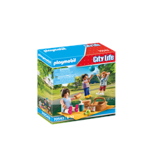 Playmobil - Picnic in the park (70543)
