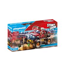 Playmobil - Stuntshow Monster Truck med horn (70549)