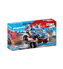 Playmobil - Stuntshow Monster Truck Shark (70550)