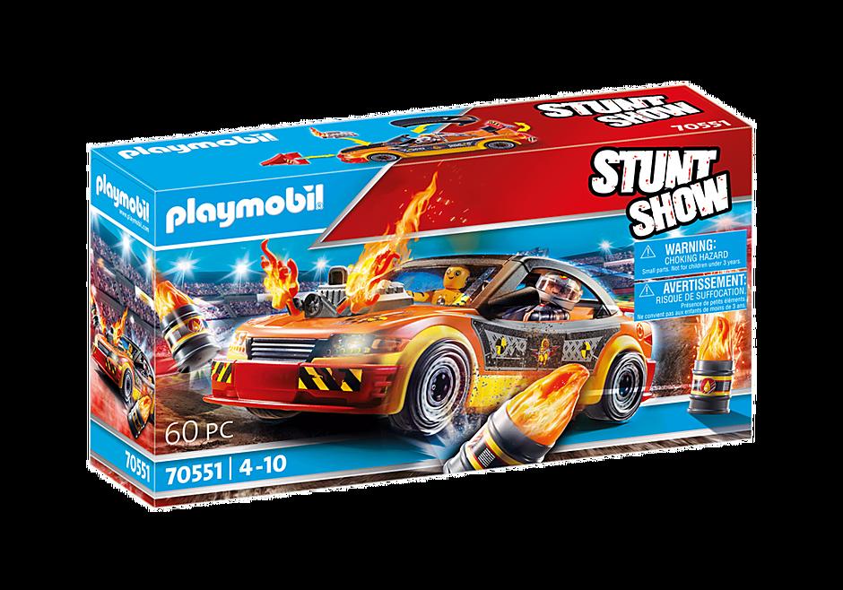 Playmobil - Stuntshow Crashcar (70551)
