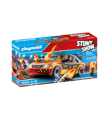 Playmobil - Stuntshow Crashcar (70551)