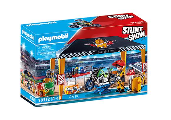 Playmobil - Stuntshow workshop tent (70552)