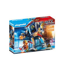 Playmobil - Police Robots: Special Operations (70571)