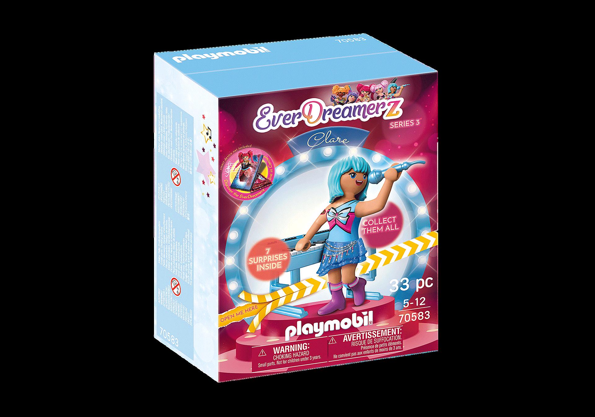 Playmobil -  EverDreamerz Musicworld - Clare (70583)