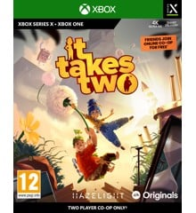 IT TAKES TWO (XONE/XSERIESX)