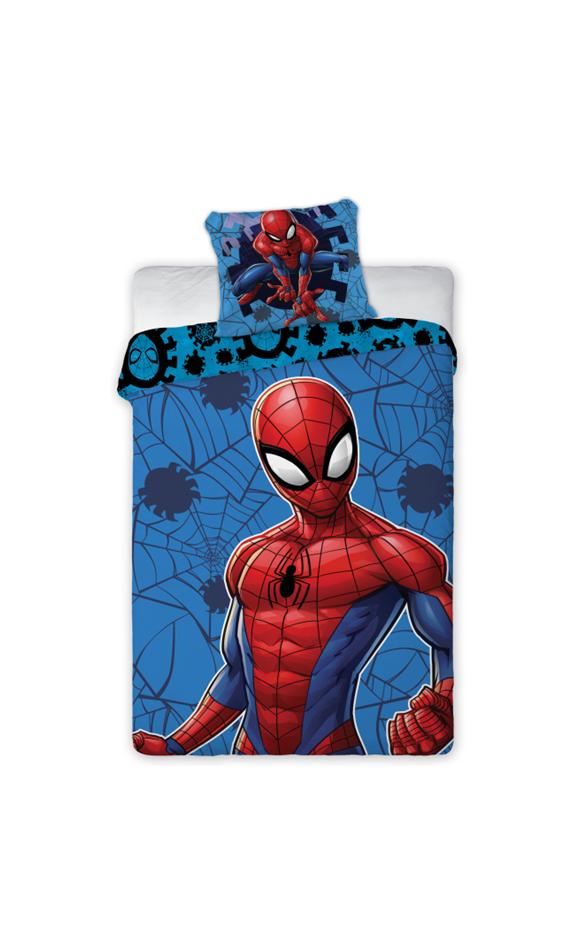 Bed Linen - Junior Size 100 x 140 cm - Spiderman (100013)