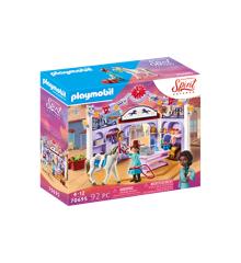 Playmobil - Miradero Ridebutik (70695)