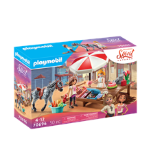 Playmobil - Miradero Slikbod (70696)