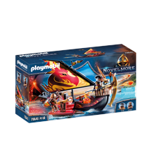 Playmobil - Novelmore - Burnham Raiders fire ship (70641)