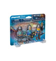 Playmobil - Novelmore - 3 Novelmore riddere (70671)