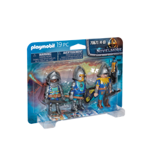 Playmobil - Novelmore - Set of 3 Novelmore knights (70671)