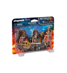 Playmobil - Set of 3 Burnham Raiders (70672)