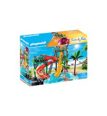 Playmobil - Aqua Park with slide (70609)