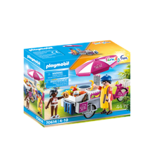 Playmobil - Mobilt pandekageudsalg (70614)