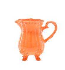 Rice - Ceramic Jug - Tangerine 1,7 L