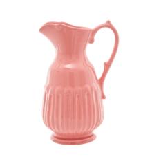 Rice - Ceramic Jug - Dusty Rose 2,5 L