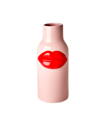 Rice - Ceramic Vase - Red Lips Large