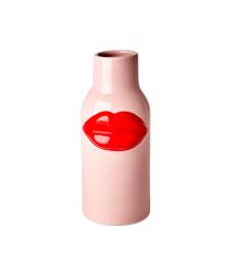 Rice - Kermik Vase - Red Lips Large