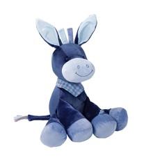 Nattou - Cuddly Animal Alex Donkey 75 cm