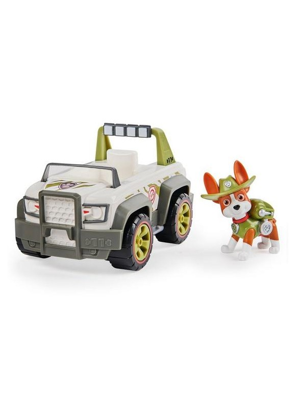 Paw Patrol - Basis Køretøj - Tracker