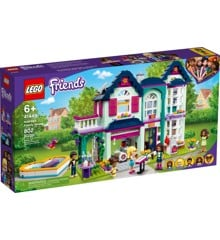 LEGO Friends - Andreas families hus (41449)