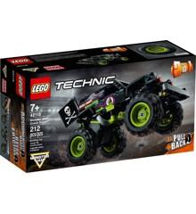 LEGO Technic - Monster Jam - Grave Digger (42118)