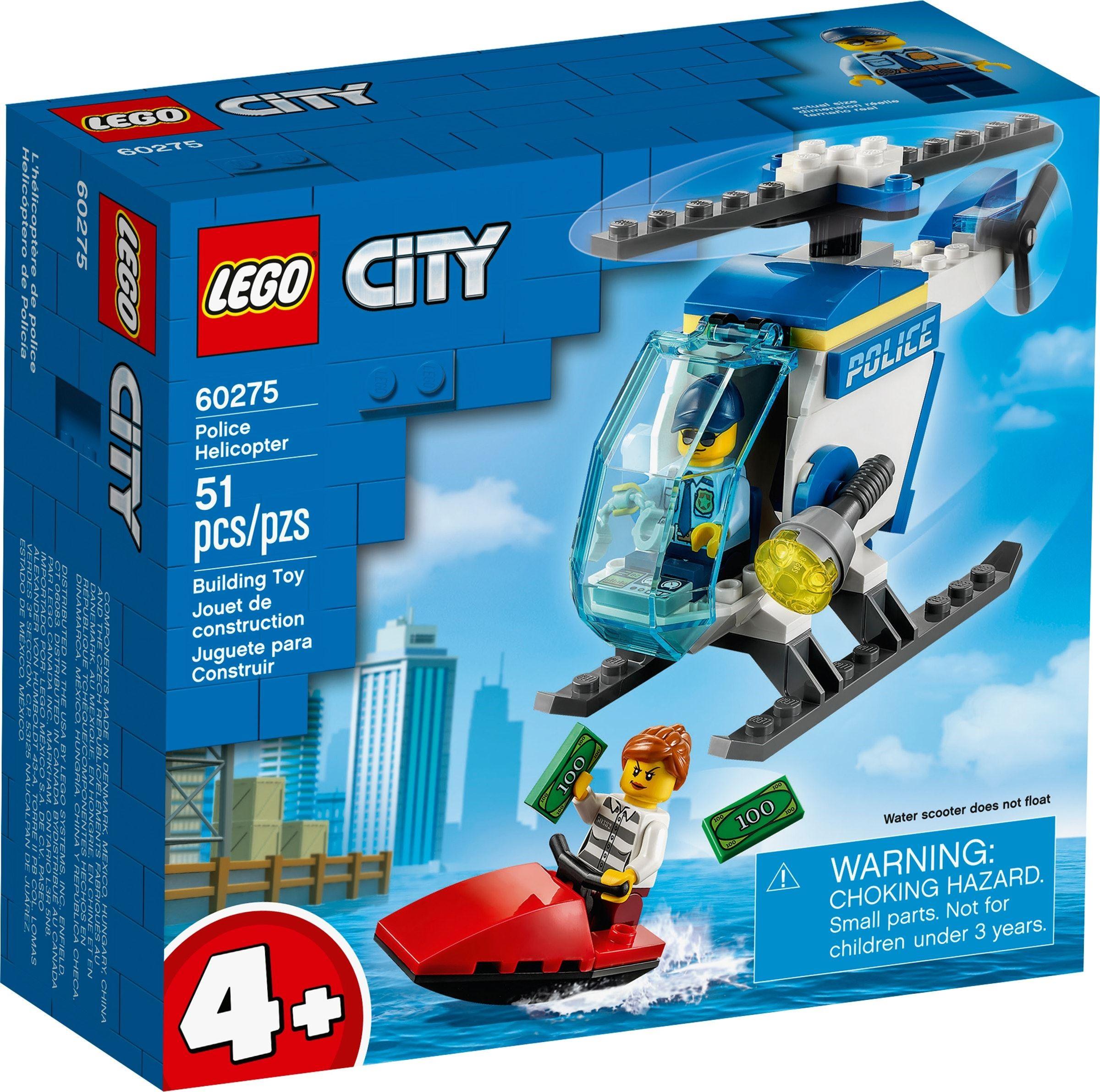 LEGO City - Politihelikopter (60275)