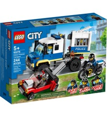 LEGO City - Police Prisoner Transport (60276)