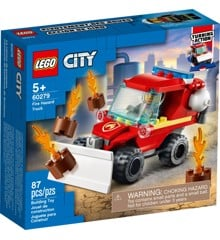 LEGO City - Fire Hazard Truck (60279)