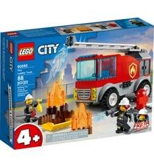 LEGO City - Brandvæsnets stigevogn (60280)