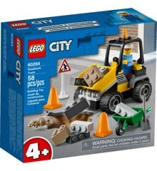 LEGO City - Roadwork Truck (60284)