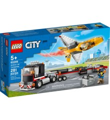 LEGO City - Airshow Jet Transporter (60289)