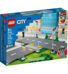 LEGO City - Road Plates (60304)