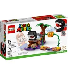 LEGO Super Mario - Chain Chomp Jungle Encounter Expansion Set (71381)