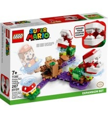 LEGO Super Mario - Piranha Plant Puzzling Challenge Expansion Set (71382)