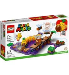 LEGO Super Mario - Wiggler's Poison Swamp Expansion Set (71383)