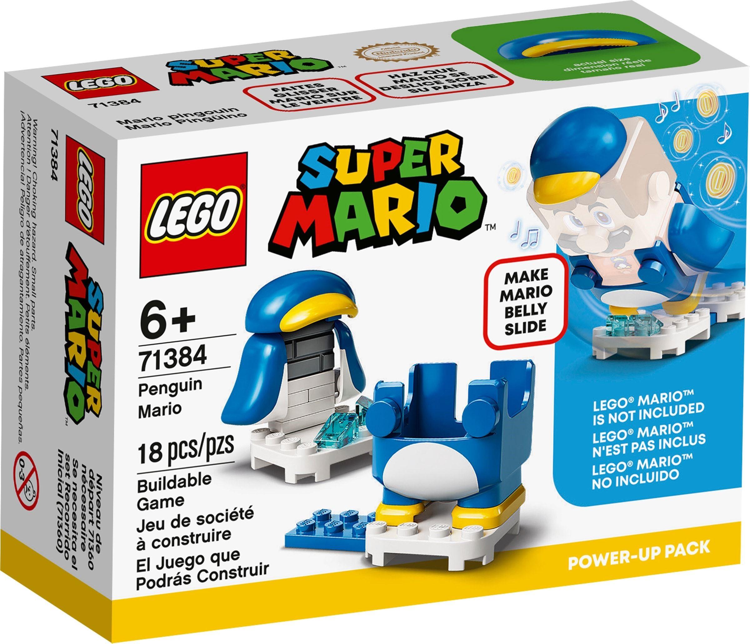 LEGO Super Mario - Pingvin-Mario powerpakke (71384)