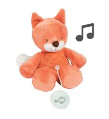 Nattou - Musikspillende Dyr - Mini Oscar Ræv