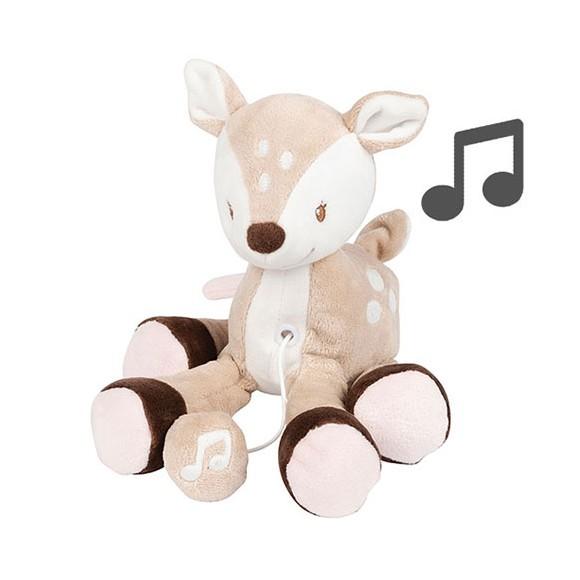 Nattou - Music Animal - Mini Fanny Deer