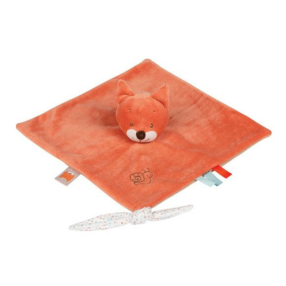 Nattou - Cuddling Cloth - Oscar Fox