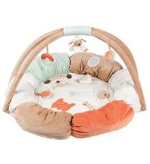 Nattou - Round Baby Activity Play Mat - Fanny & Oscar