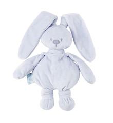 Nattou - Cuddly Rabbit - Light blue