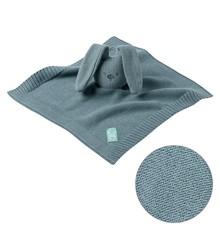 Nattou - Cuddling Cloth Knitted - Green