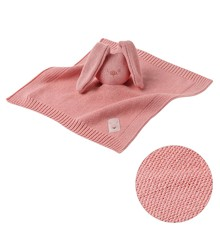 Nattou - Cuddling Cloth Knitted - Old Rose