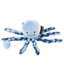 Nattou - Lapidou Music Squid - Light Blue/Blue