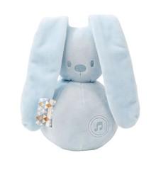 Nattou - Lapidou Music Rabbit - Light Blue